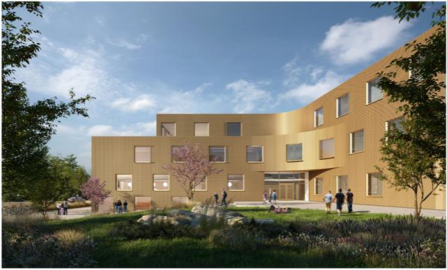 Köpingeskolan i Trelleborg